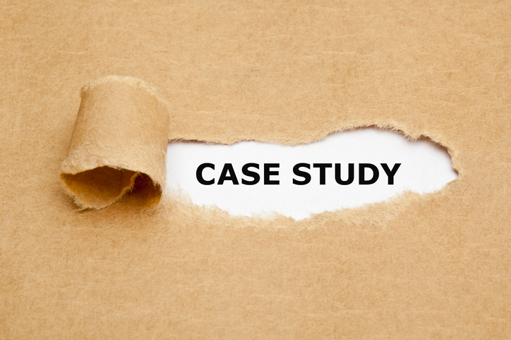 Case Study – above and beyond service charge accounts